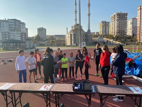 16-23 Kasım 2019 Biathle-Triathle Gelişim Kampı Eryaman