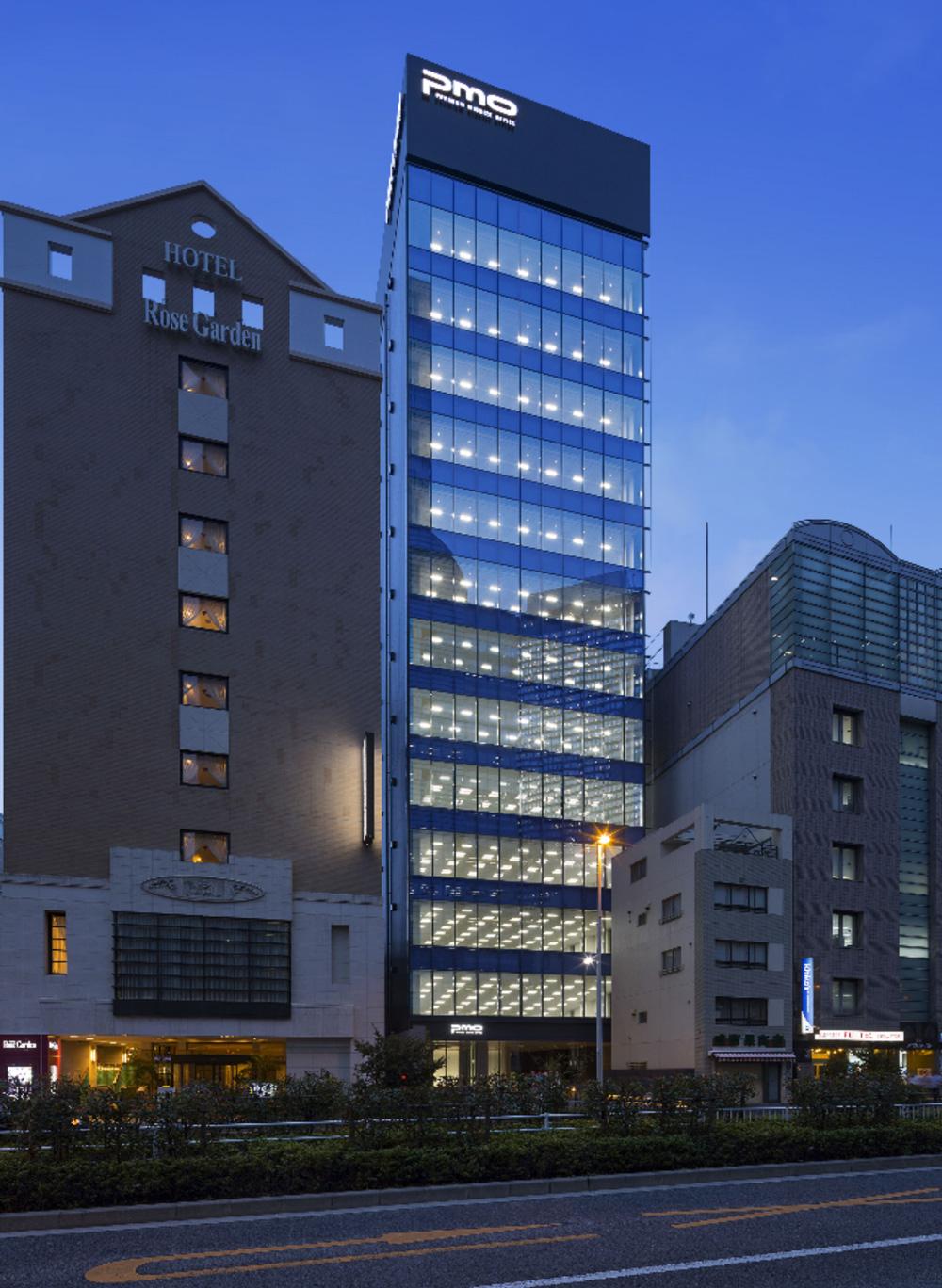 H¹O西新宿