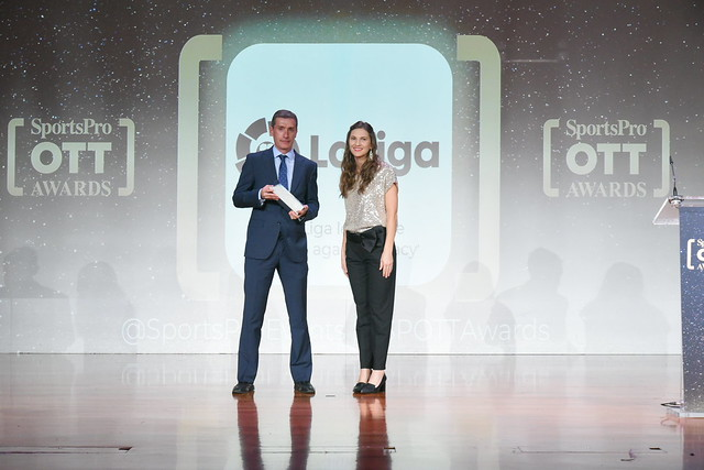 Best in Anti-Piracy Winner - LaLiga