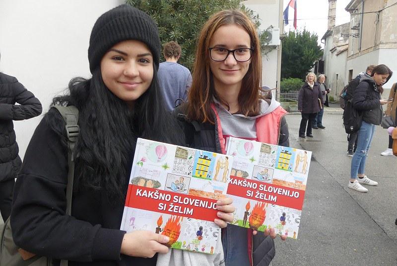 Izdajo knjige Kakšno Slovenijo si želim je podprlo tudi JP CČN Domžale-Kamnik
