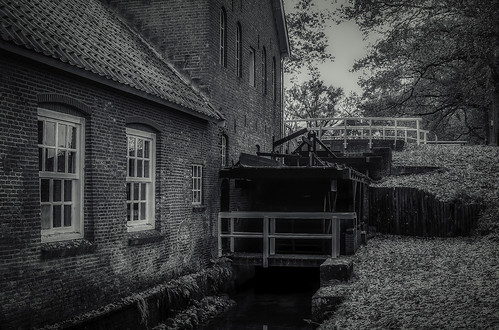 Water Mill Wenum Netherlands Series | by Ric Evers