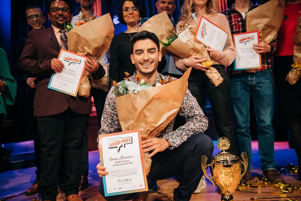 Forskar Grand Prix-final 2019
