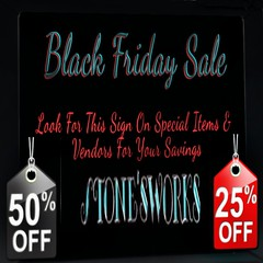 Stone's Works Black Friday AD