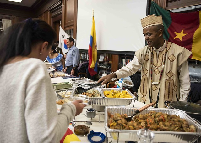 Nov. 23, 2019 - International Cuisine Night