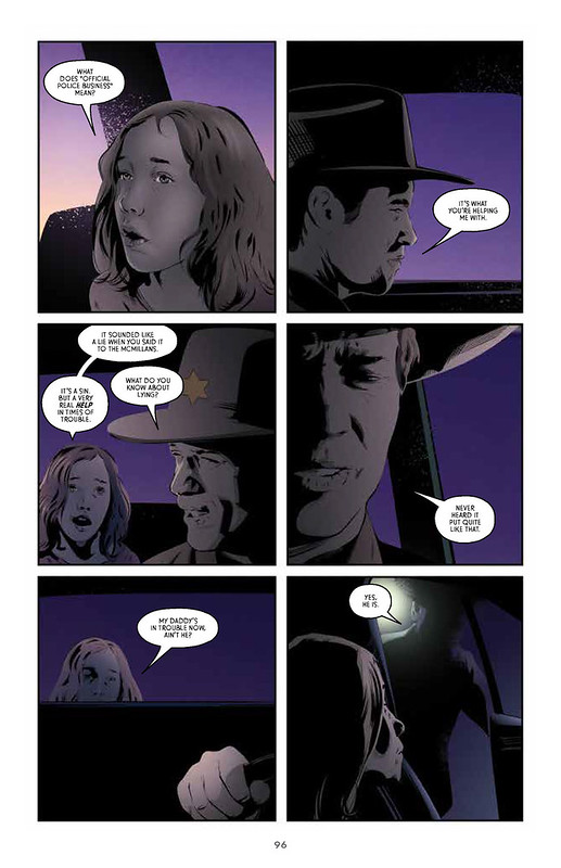 preview - Humanoids (The Big Country, page 3)