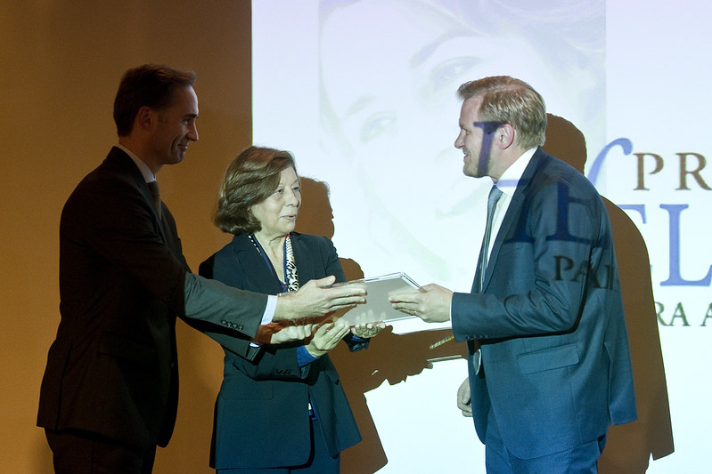 Helena vaz da Silva Award Ceremony, Lisbon