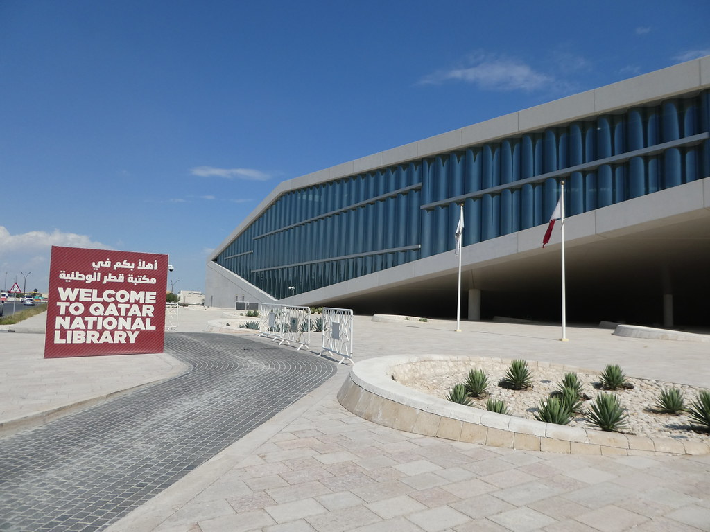 Qatar National Library, Doha