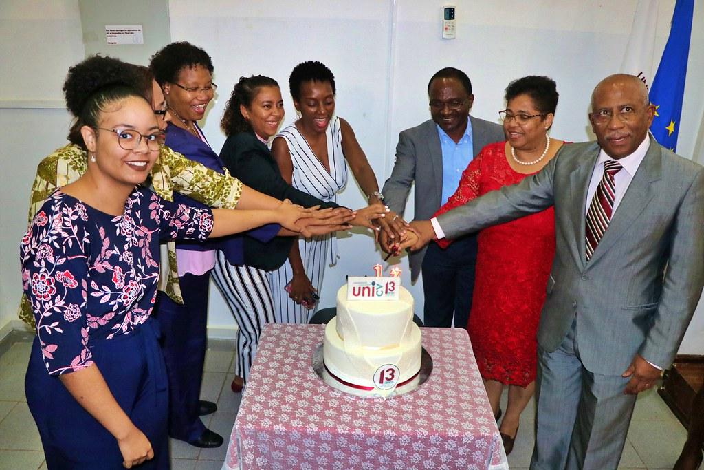 13 anos da Universidade de Cabo Verde