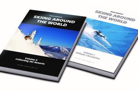 Kniha Skiing Around The World II právě vychází