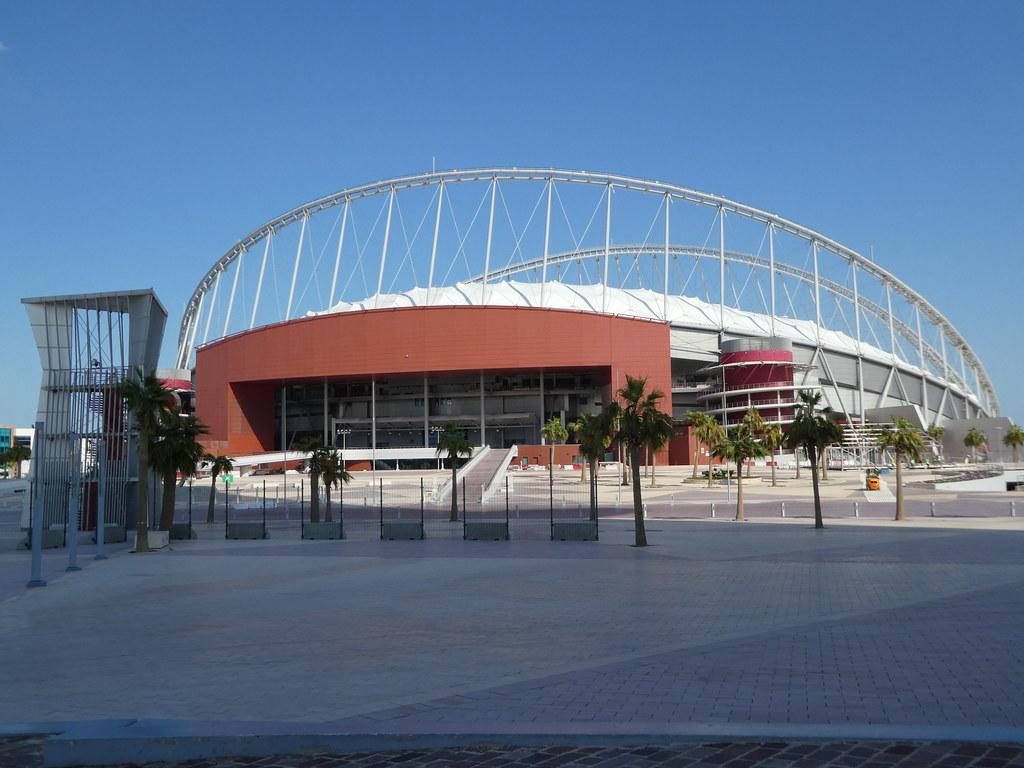 The Khalifa Stadium, Doha
