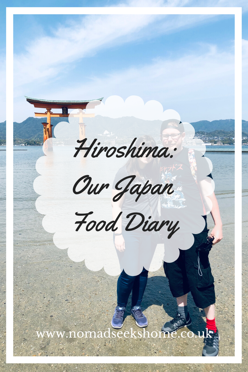 Hiroshima: Our Japan Food Diary