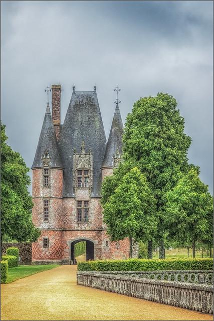 France, Carrouges #0002