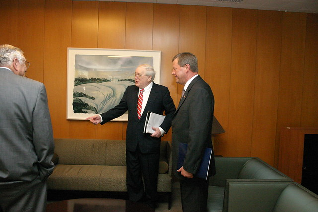 2007 World Food Prize Laureate Announcement at U.S. State Department