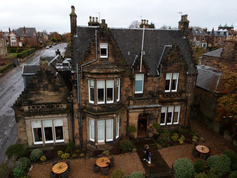 The Dunstane House Edinburgh