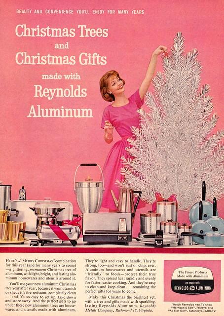 Vintage Reynolds Aluminum Ad 1960