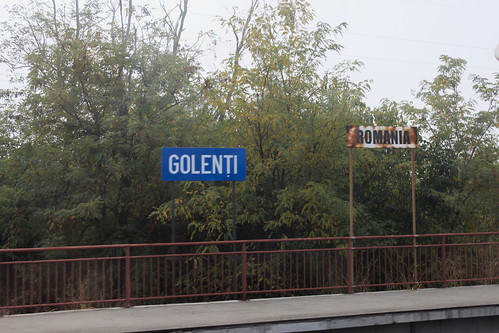 Golenți train station | by Timon91