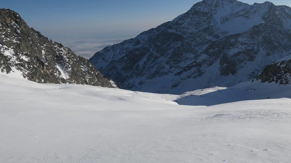 Priečne sedlo SW  Vysoké Tatry Slowakei foto 01