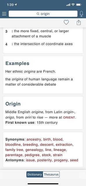 originの2ページ目
