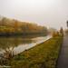 Langs het kanaal Bossuit-Kortrijk