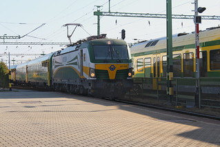 IC from Budapest-Keleti at Sopron train station | by Timon91
