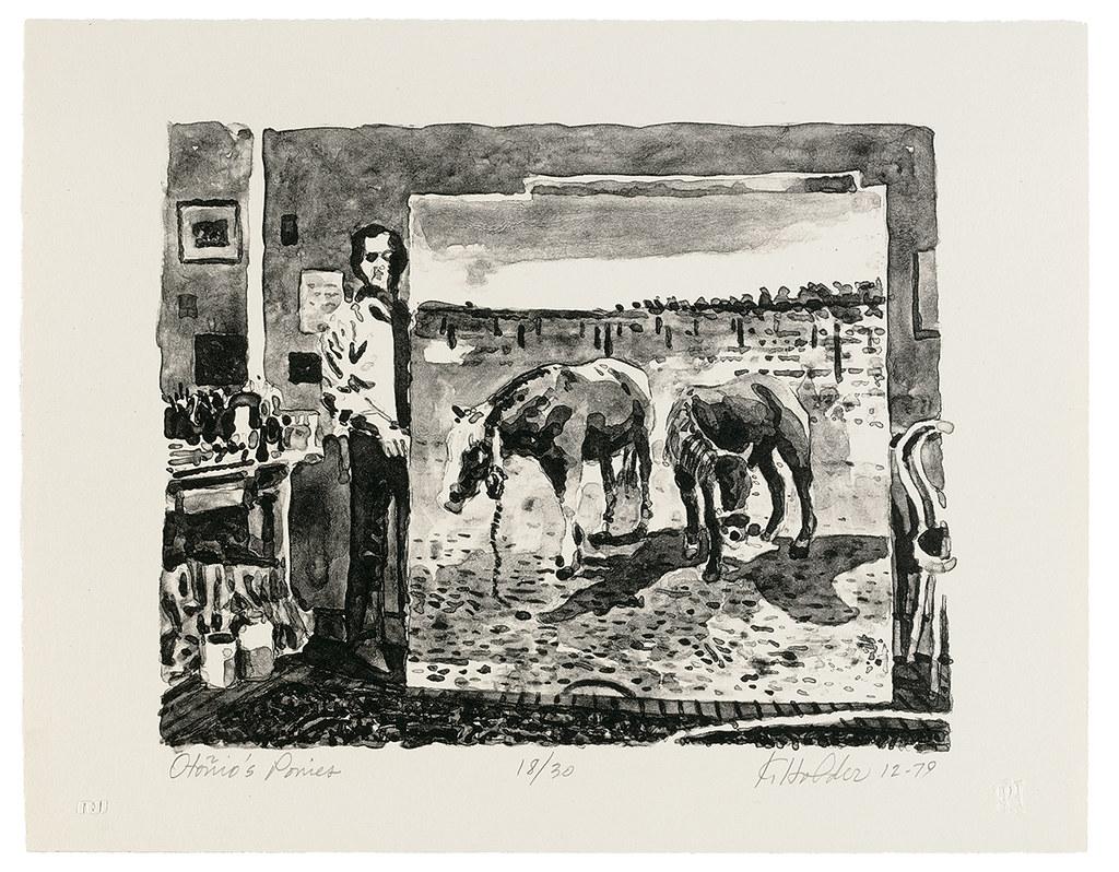 Otonio's Ponies