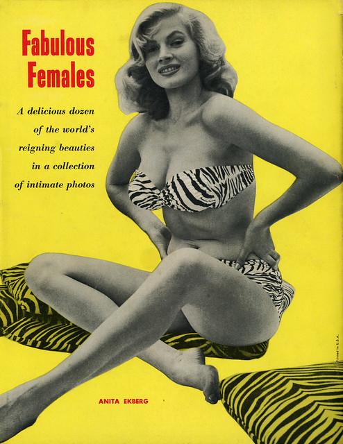 Fabulous Females Magazine (back)