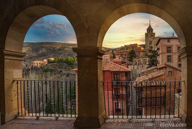 Albarracín, provincia de Teruel, Spain