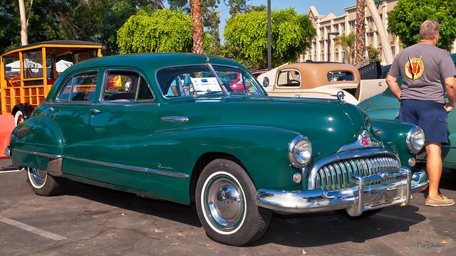 1948 Buick Model 70 Four-Door Roadmaster Sedan
