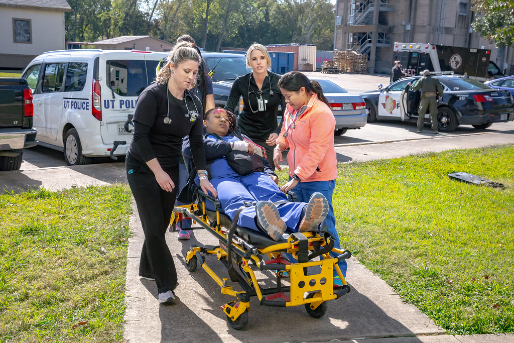 UTHealth Mass Casualty Simulation 2019