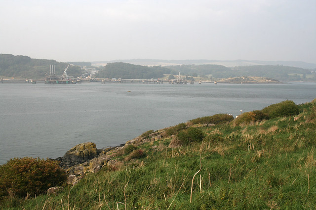 Fife from Inchcolm