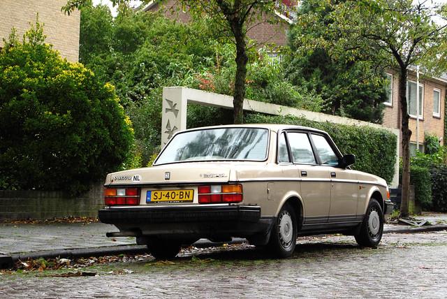 1987 Volvo 240 GL 2.3 Automatic