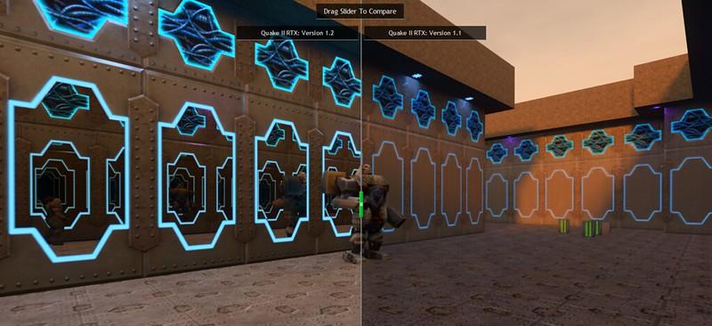 Quake 2 RTX - Récursion