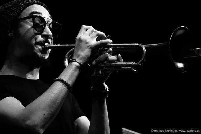 Theo Croker: trumpet