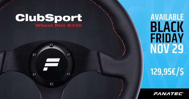 ClubSport Wheel Rim R330