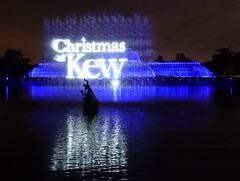 Christmas at Kew 2019 at Kew Gardens, London