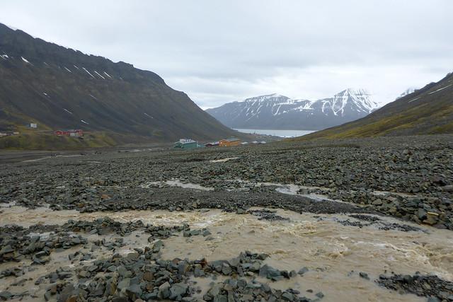 Near Longyearbyen
