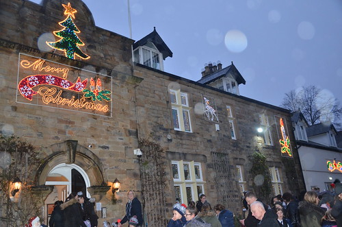 Whickham Xmas lights switch on Nov 19 (3)