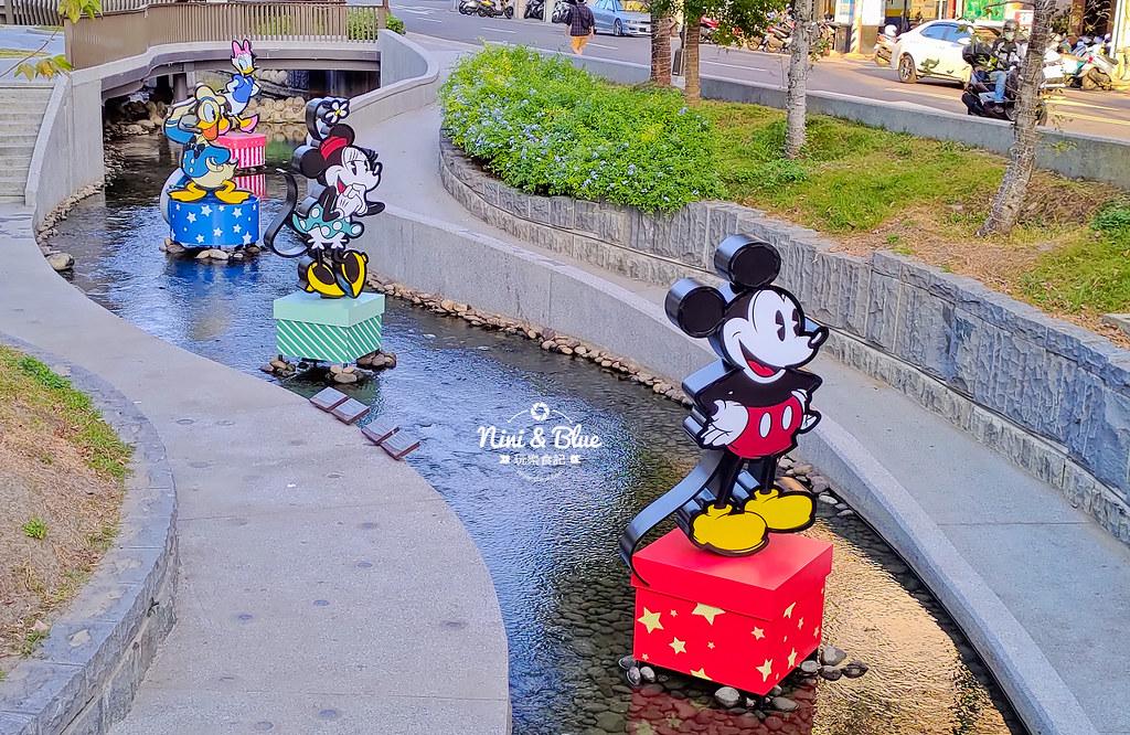 2019台中耶誕夢想世界.綠川水岸廊道22