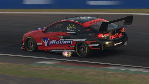 iRacing Holden ZB Commodore