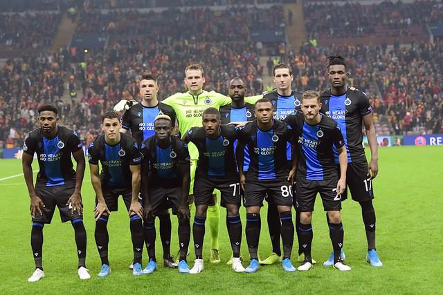 Galatasaray-Club Brugge 26-11-2019