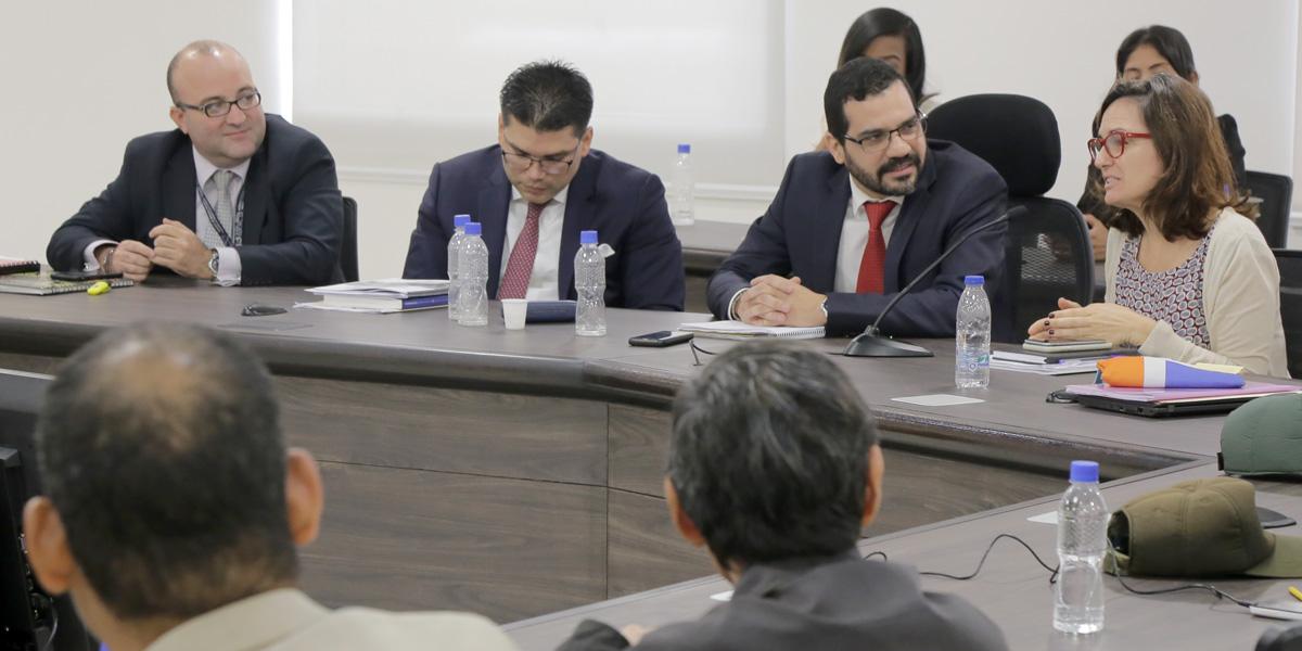 Venezuela y Oficina de la Alta Comisionada de la ONU para DDHH finalizan primer taller de cooperación técnica
