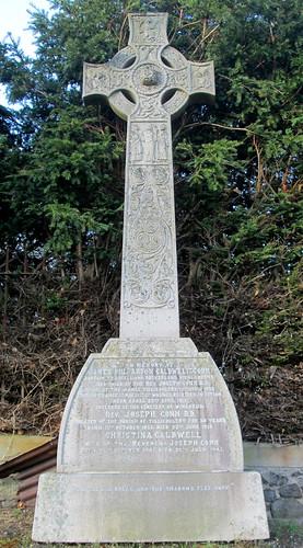 Great War Death Dedication, Tillicoultry