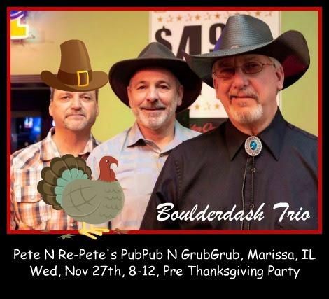 Boulderdash Trio 11-27-19