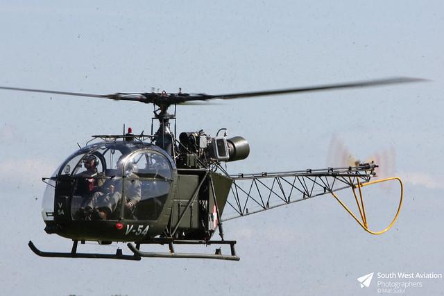 Sud SE-3130 Alouette II