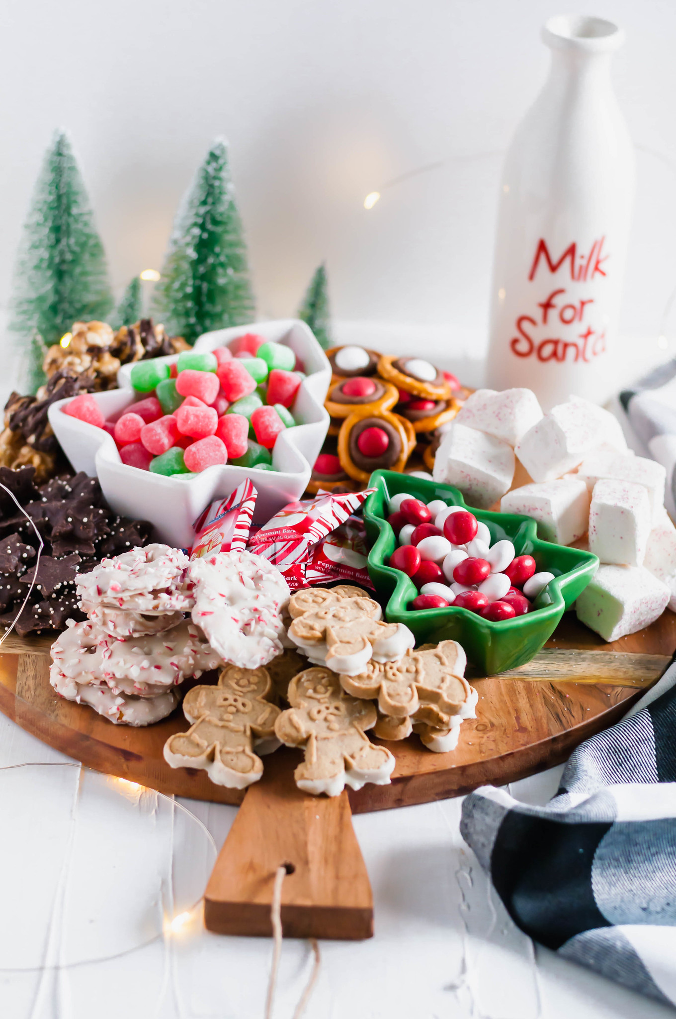 Easy Christmas Dessert Board Meg S Everyday Indulgence
