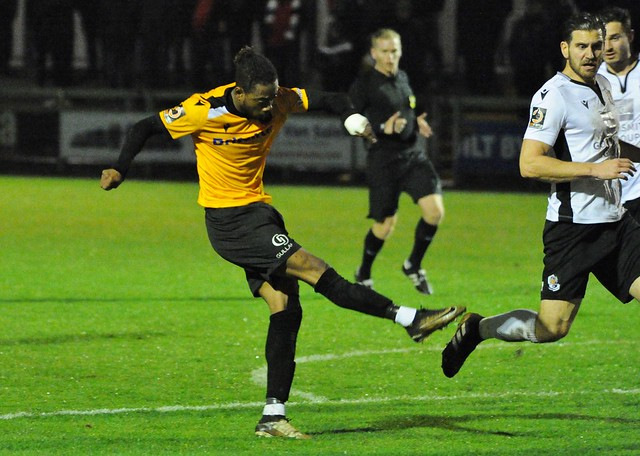 FAT3QR: Dartford 0-1 Maidstone United
