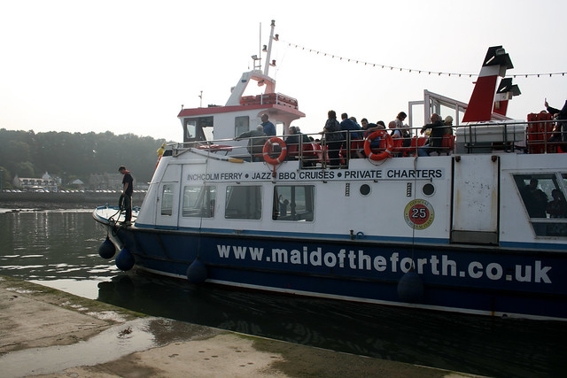 Maid of the Forth, Queensferry