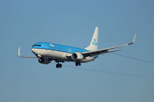 KLM Boeing 737-800 PH-BXS