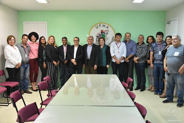 Posse do vice-reitor da UFMA - 26/11/2019