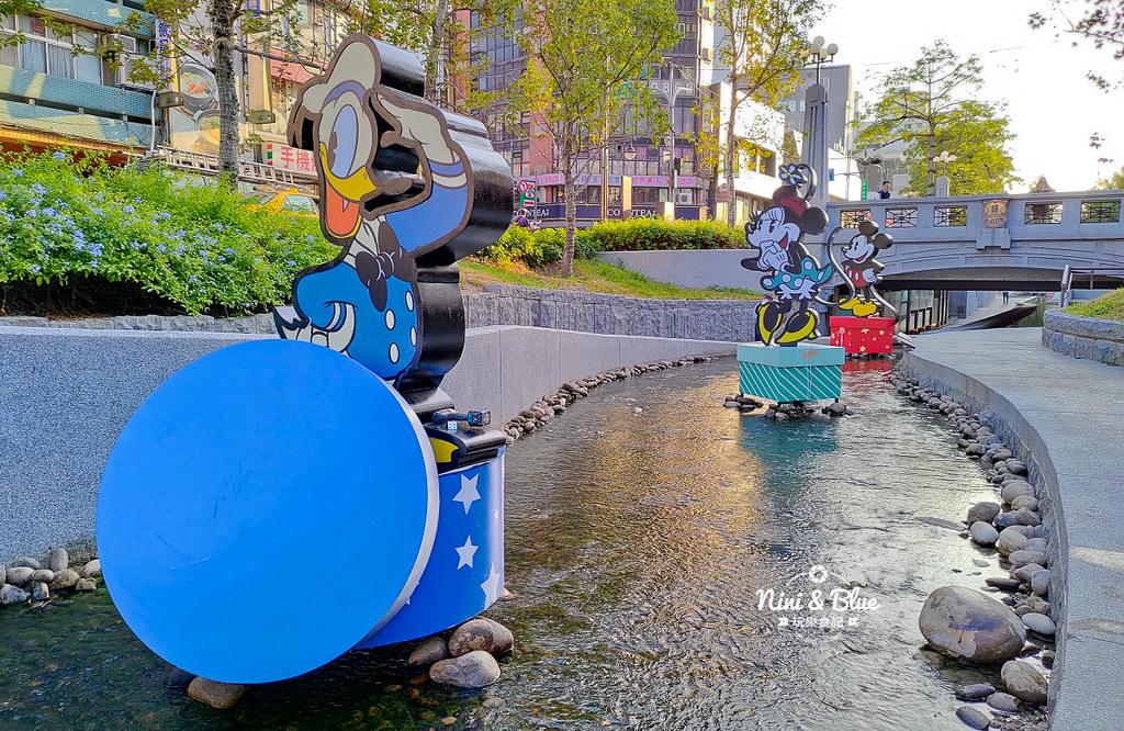 2019台中耶誕夢想世界.綠川水岸廊道20